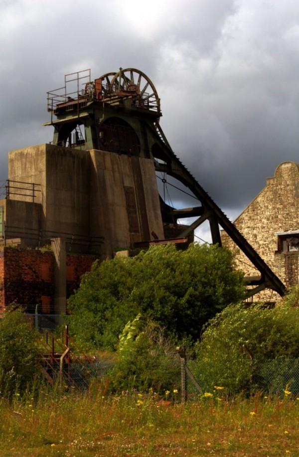 Pleasley Colliery