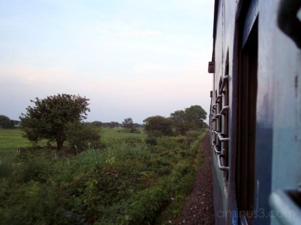 Train Travel -1