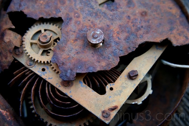 Rusted Time