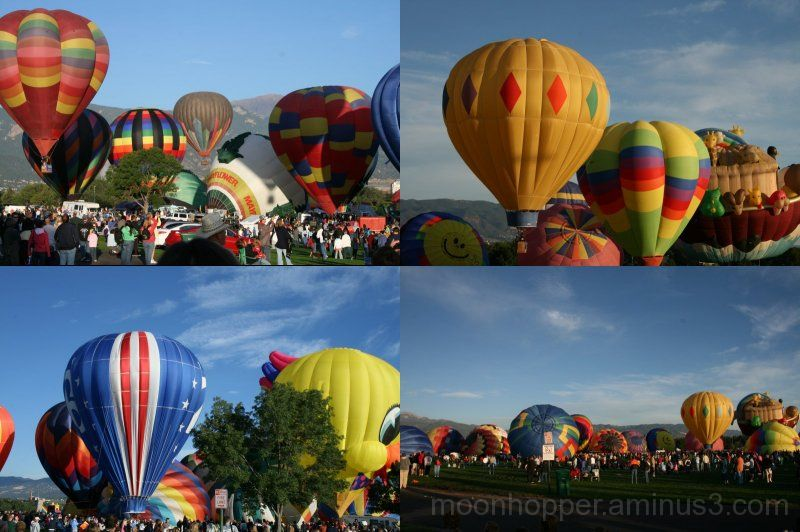 Balloon Festival - Ready for Take Off