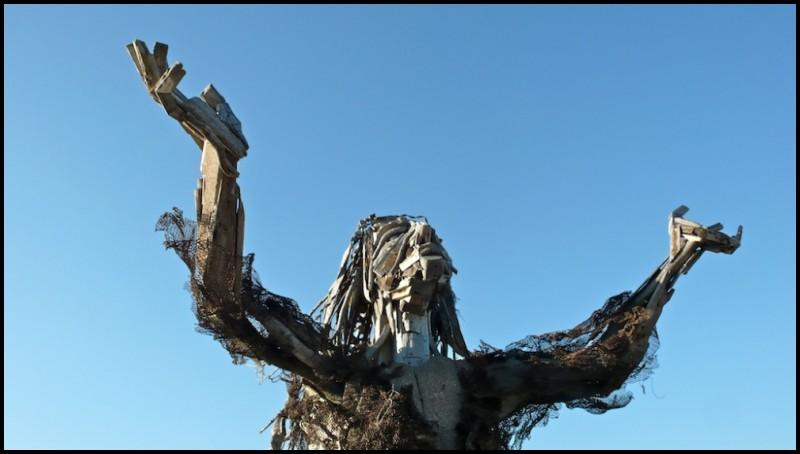 Albany Bulb Sculpture