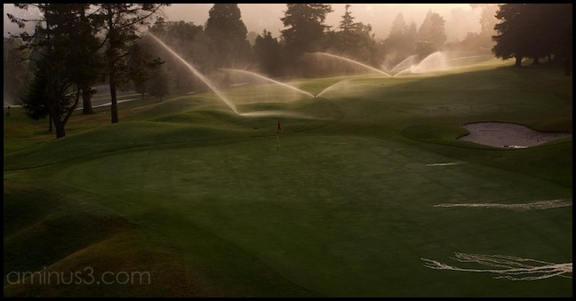 Claremont Country Club Golf Course, Rockridge CA