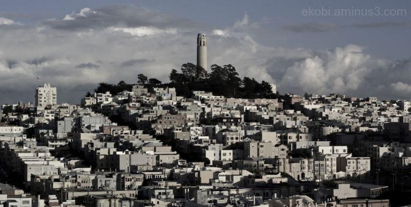 Telegraph Hill, San Francisco CA