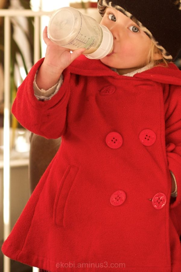Red Coat, Rockridge CA