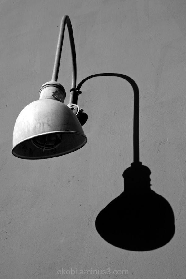 Light and Shadow, West Side Berkeley CA