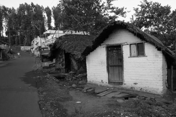 Huts in Yercaud