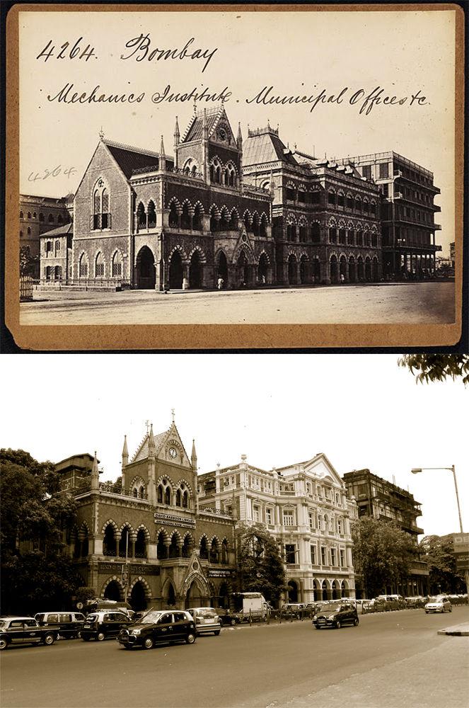 Bombay 19th Century - Mumbai 21st Century - I