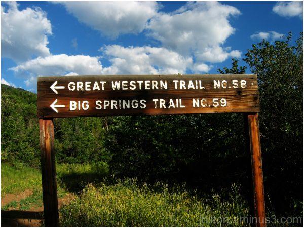 big springs trail no. 59