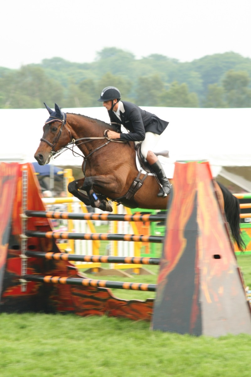 Bramham Horse trials - 2008