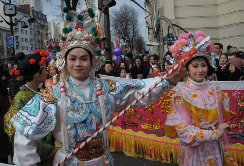 Nouvel an chinois - 4