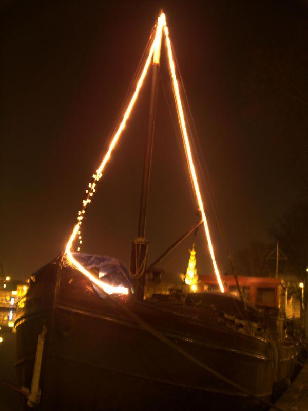 light boat