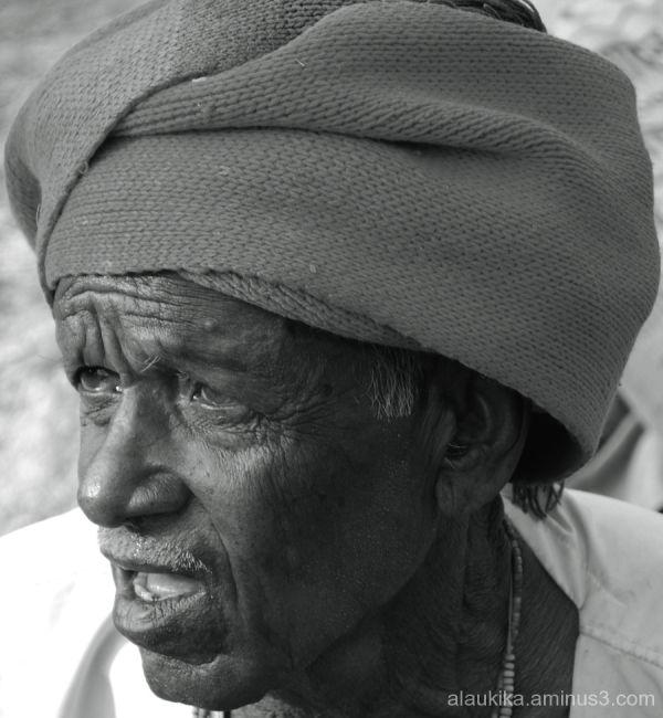 An Old Marathi Man