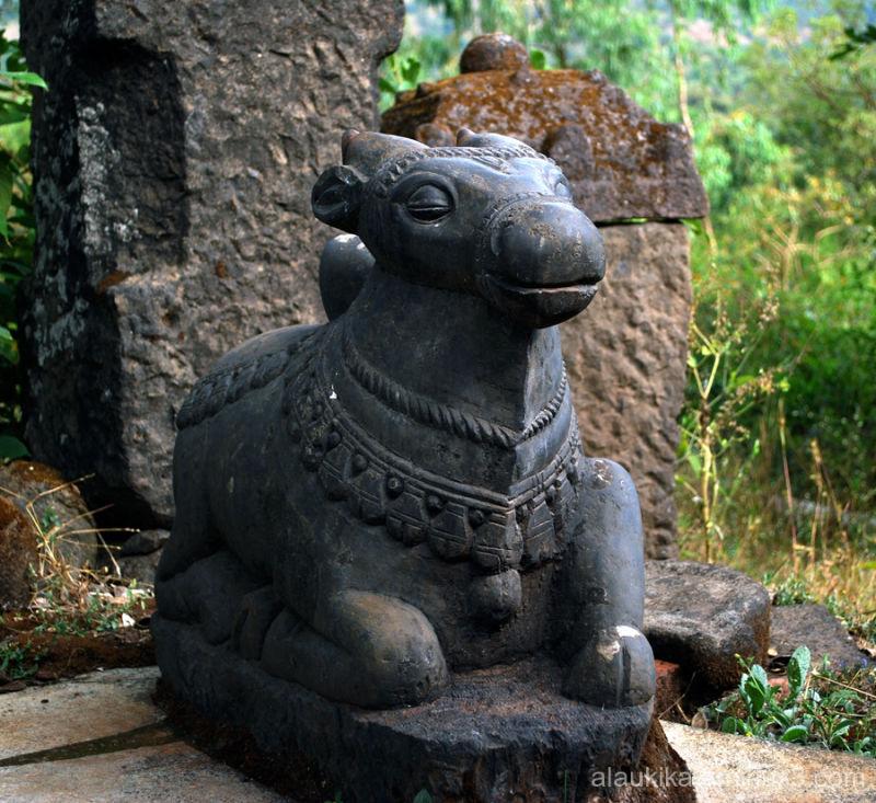 Nandi... Shiva's Ride