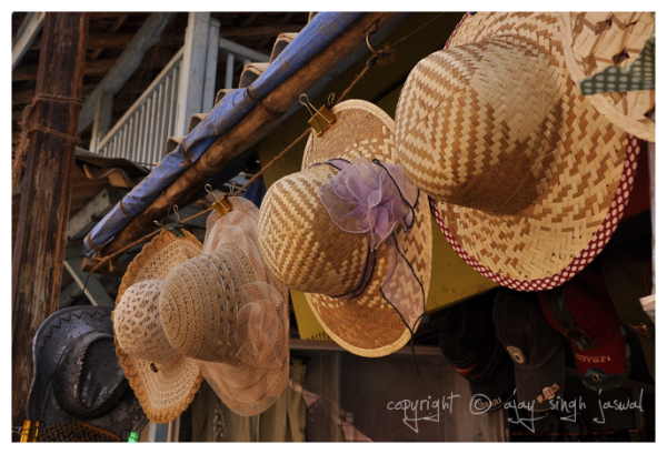 Hats in Colour