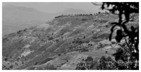Hills of Maharashtra