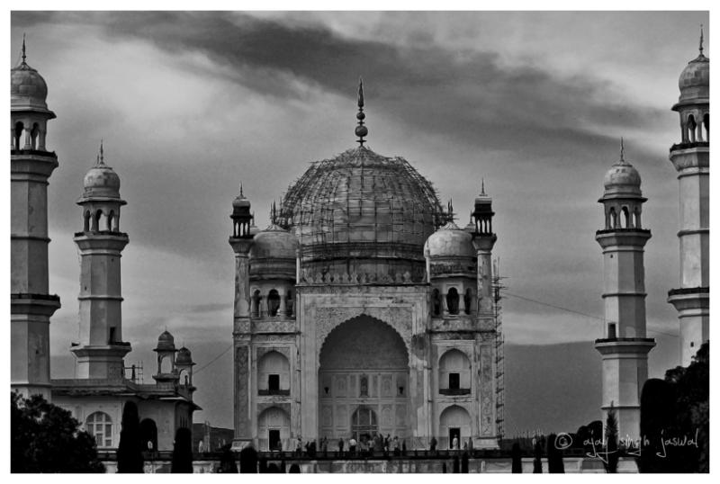 Taj Mahal Look Alike