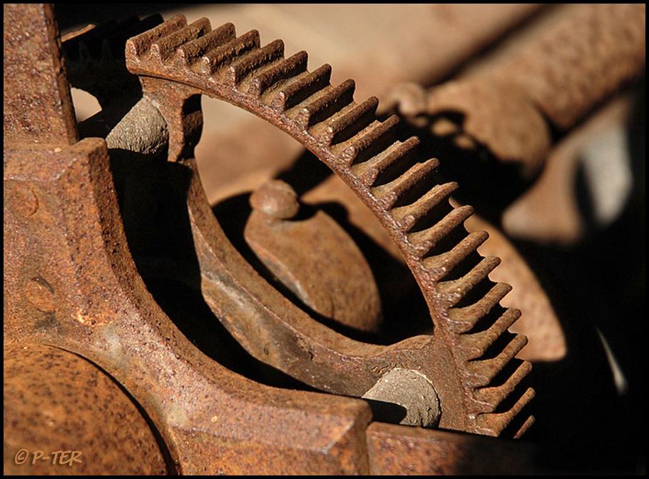 Rust on wheels