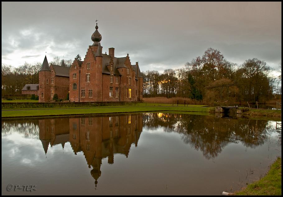 Renaissance castle, finest of Belgium Roeselare