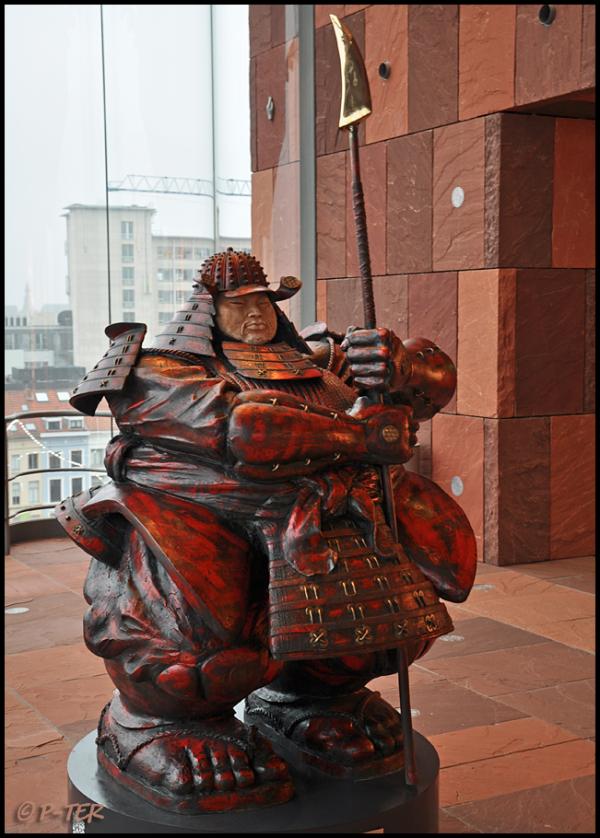Guardian Samurai V