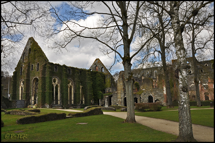 Abbey of Villers Belgium