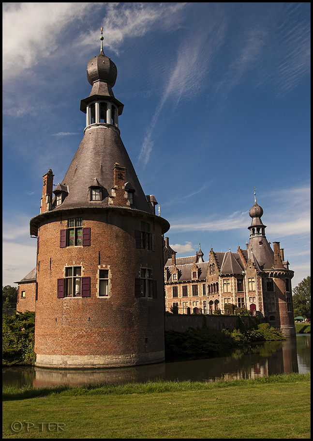 Castle Ooidonk Belgium