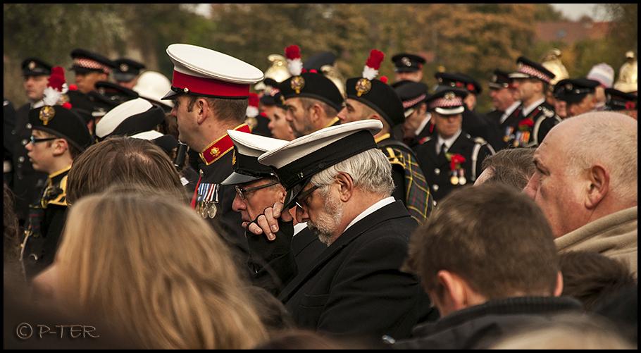 Commemoration of WW I