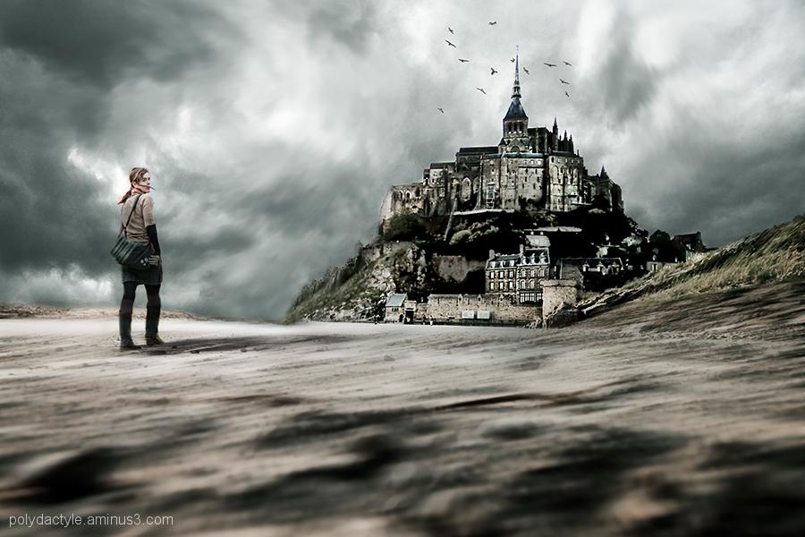 Intrigue au Mont Saint-Michel