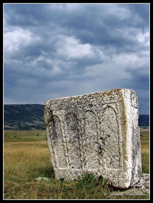 gacko, nekropola, stecak, istorija