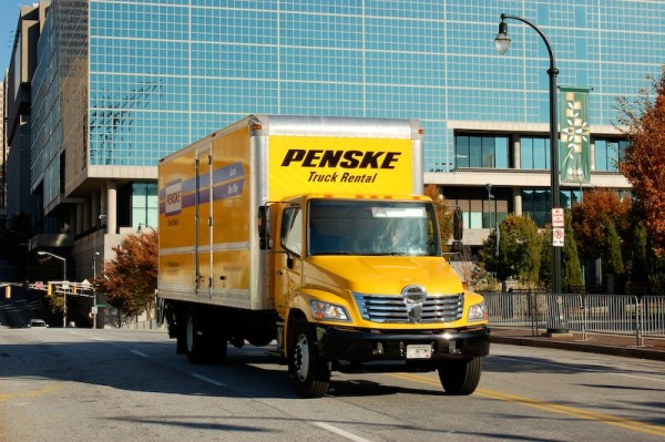 Yellow Fancy Truck