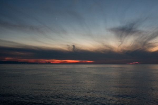 Leaden Sea