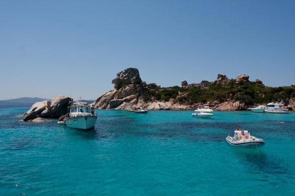 sardinia sea mediterranean islands maddalena
