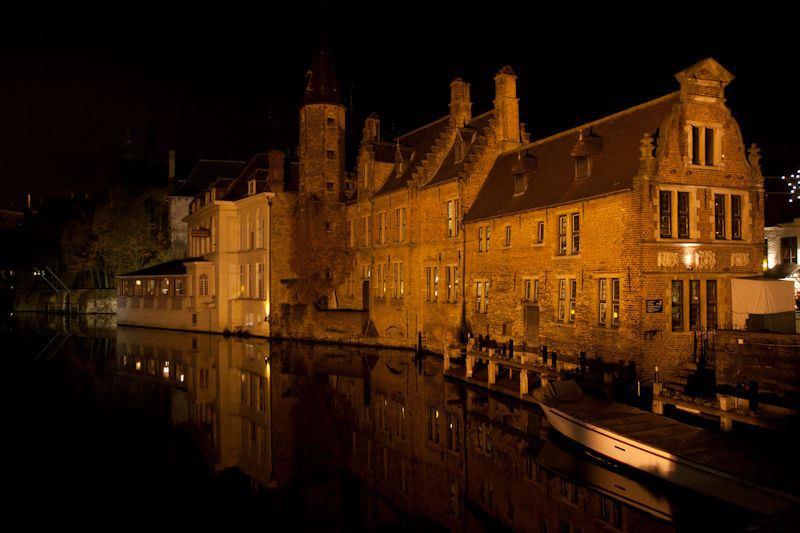 Another Brugge Night Shot