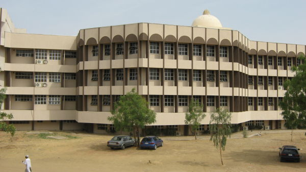 The main library of Bayero University Kano