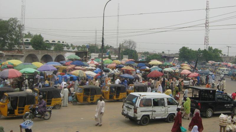 Rimi Market, Kano City