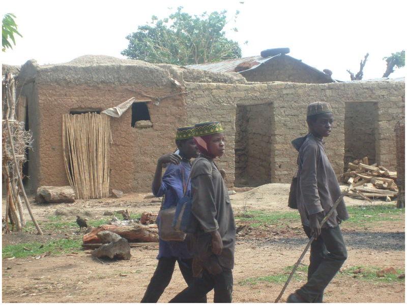 Young Fulani, Nigeria