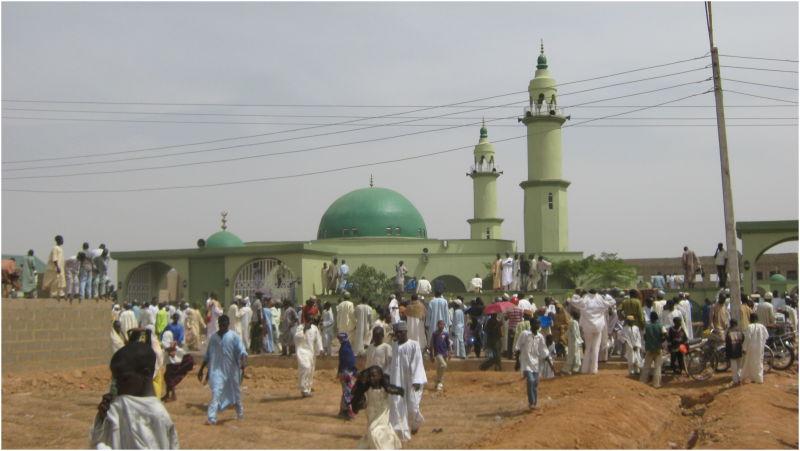 Mosque Kano