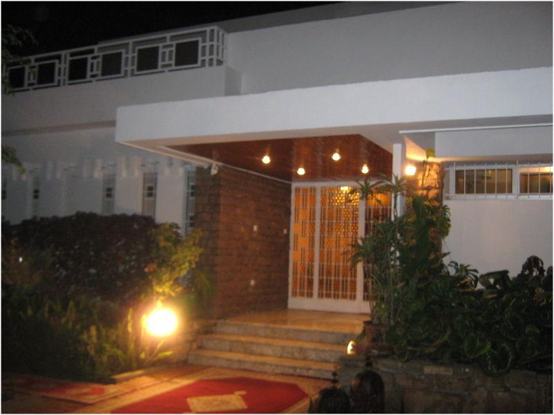 Nigerian Embassy Rabat