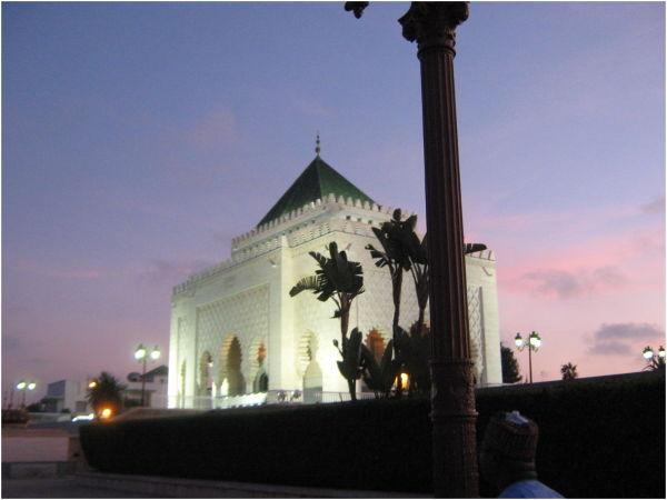 Kaburburan Sarakunan Maroko