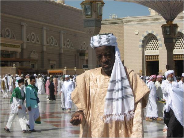 Hausa Pilgrim
