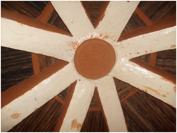 Traditional Hausa Roofing