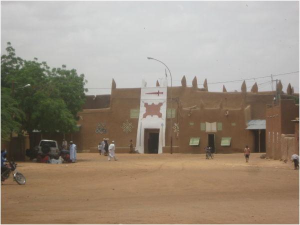 Sultan of Damagaram's Palace