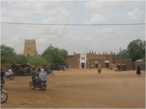 Damagaram Palace