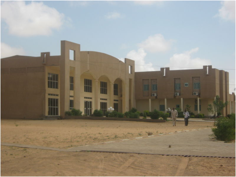 Institute of Technology, Zinder