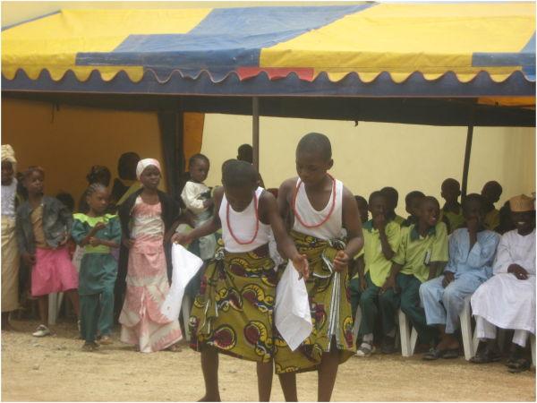 Igbo Dancers