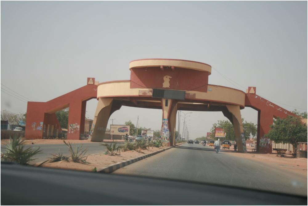 Katsina gate