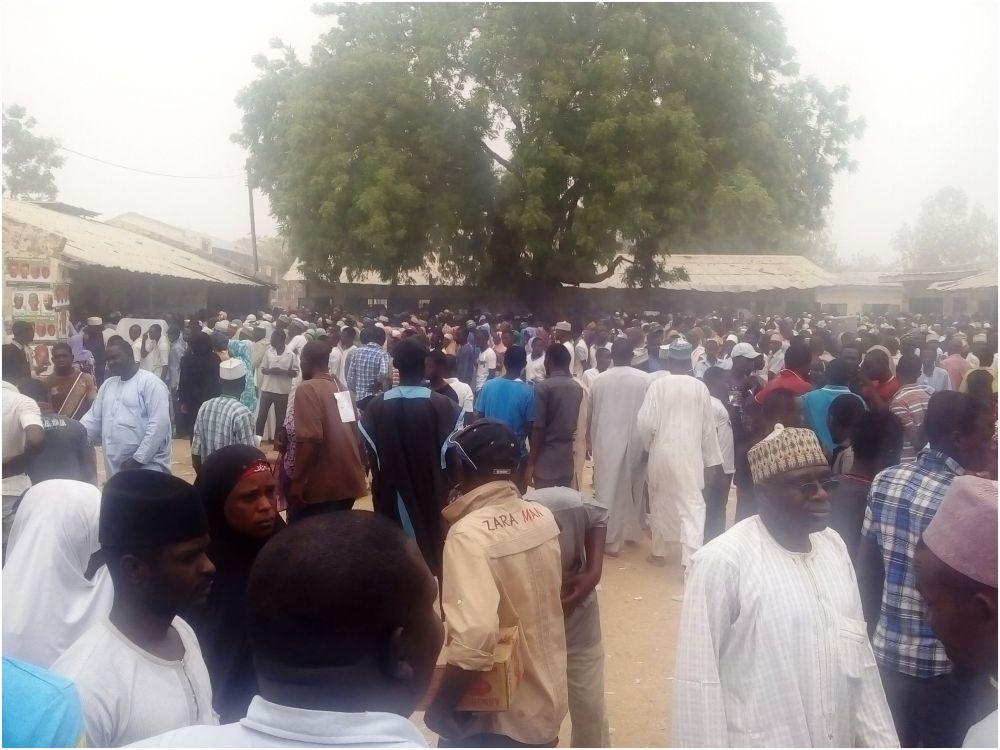 Presidential Elections, Nigeria 2015