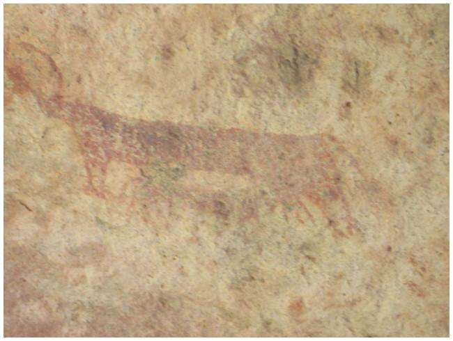 Rock Paintings of Birnin Kudu