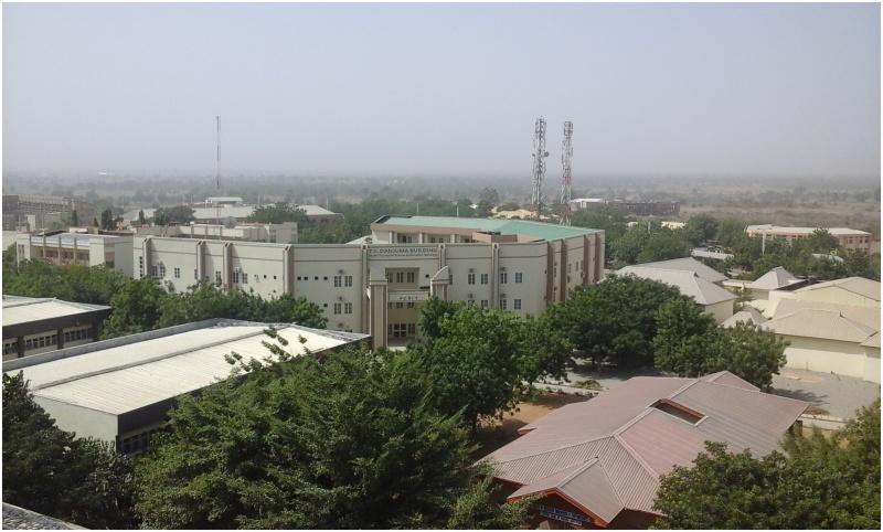 T.Y. Danjuma Building, Bayero UNiversity, Kano