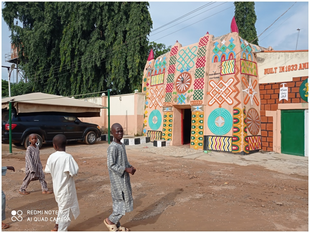 Bakori palace, Nigeria