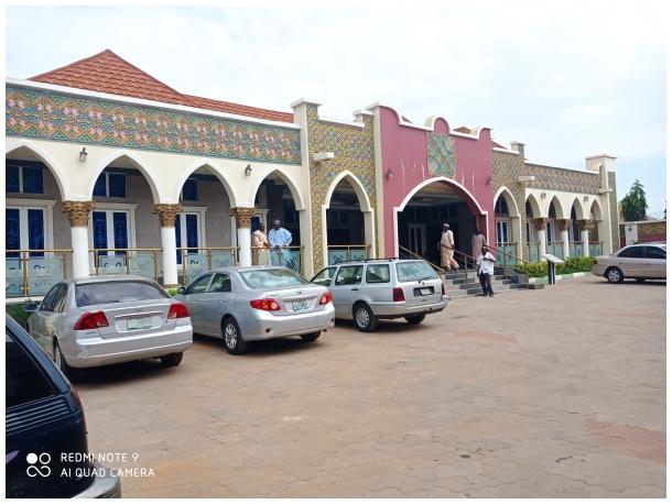 Fada, Gusau, Palace